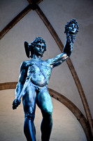 Perseus victorious