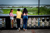 On the boardwalk, Iquitos